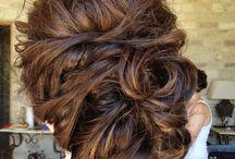WEDDING || Bridal hair and make up! <3