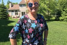 Lularoe Americana Collection & Styling Tips