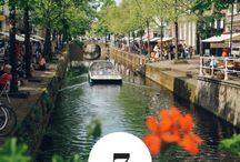 Places: The Netherlands