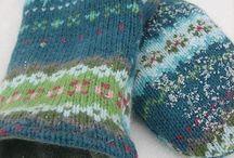 Crochet and Knitting / by Deborah Baker
