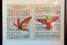 Art Under £500