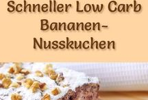 Kuchen low carb