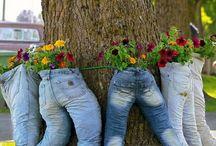 Humor & Whimsy in the Garden
