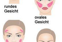 Kosmetik Schminken