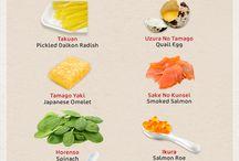 Sushi / Oh, my love!