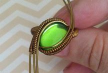 pierre et wire wrapping