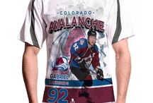 Colorado Avalanche / Official NHL Apparel for the Colorado Avalanche. T-Shirts, Sweaters, and more featuring the team's top stars.