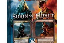 Magic The Gathering: Sorin Vs Tibalt / Take a look at the latest Magic The Gathering collection of cards. The Sorin Vs Tibalt range is now available at Magic Madhouse.