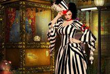 steampunk and Alexia Tarabotti