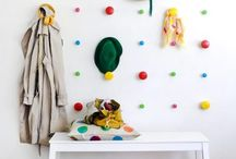 Inspiration: kids bed and playroom