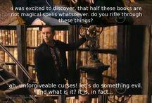 Harry Potter / by Sheila Wilson