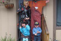 family disney costumes