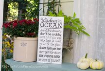 Quotes- sayings- signs