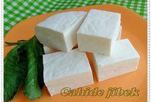 peynir yap