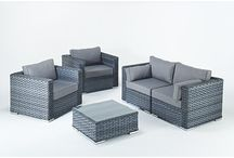 Here Comes Summer!!! / Outdoor Furniture Range.