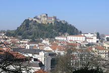 Leiria / Leiria, Portogallo, la mia città