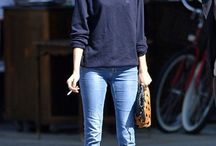 Tages/Street-Outfit» Alexa Chung