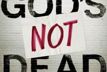 God's Not Dead / God's Not Dead weaves together multiple stories of faith, doubt and disbelief, culminating in a dramatic call to action. / by Family Christian