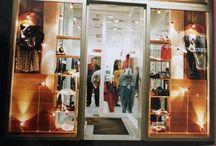 Progettazioni negozi / Studio spazi per negozi  #shops #retail #interiordesigner