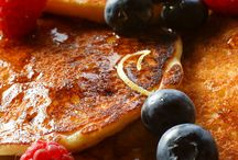 Foods, Dolce & Pancakes
