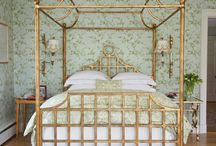 Chinoiserie Bedroom / chinoiserie bedrooms, chinoiserie decor, french country, french country decor, french decor, romantic decor, french country decorating, french home, home decor, cottage decor, french style, home decor, Swedish decor