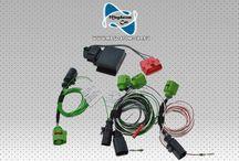Nowe Adaptery Adapter Kable Kabel Przejściówki Tylnych Lamp LED Do Audi A6 S6 C7 4G Sedan
