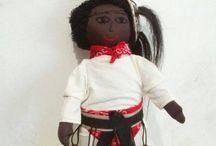 Ethnics Dolls of the World