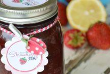 Homemade Jams / Homemade jams