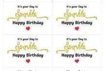 Birthday idea dec