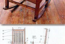 krzesła pomyśli