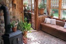 Verandy, zimní zahrady