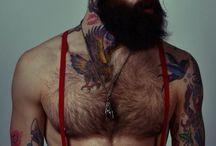 Бороды и подтяжки