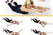 Egzersiz-Bel Hareketleri