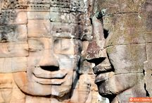 Siem Reap, Cambodia / The best of Cambodia's Siem Reap, our home, and the nearby Angkor temples - from culinary experiences and cafes to culture and travel tips.