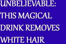 grey hair removal
