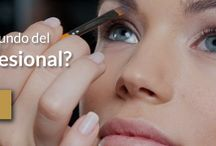 Curso de Maquillaje Profesional - Vanluy Models & Events / A lo largo de este curso aprenderás trucos para saberlo todo sobre el maquillaje y el cuidado de la piel.  Te prepararemos para que puedas ejercer esta profesión, trabajando y adaptándonos a cada tipo cliente. Reservas http://vanluymodels.com/cursos/curso-de-maquillaje-profesional/