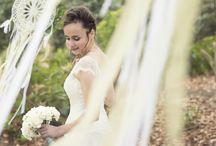 Bruid / Alle inspiratie over de bruid. Fotografie, bruidsmode etc.
