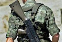 Τραγωδία με νεκρό Λοχία - Τραυματίστηκε θανάσιμα με το όπλο του