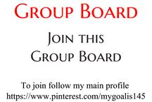 Mental Health  - Group Board / Pin only Mental Health Pins - No more than 1 pin per day and do try to repin pins to give back to the board. No duplicate pins. No Contest Pins. No off topic pins. Spammers will be removed from contributing to the group board -  To join the group board and become a contributor please follow my main profile https://www.pinterest.com/mygoalis145/ and comment on which boards you would like to join here https://www.pinterest.com/mygoalis145/pinterest-group-boards/