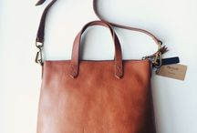 Leather Handbags and Bags