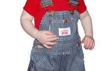 Halloween Overalls Costume / American Made Bib Overalls for Halloween Costume / by Round House American Made Jeans