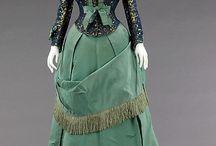 c. 1875 dresses