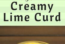 creamy lime curd low carb sugar free. .
