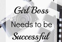Entrepreneurs / Stuff useful for entrepreneurs. How to be a better boss on your own.