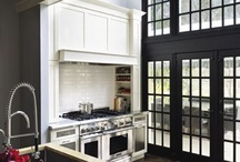 Interior :kitchen