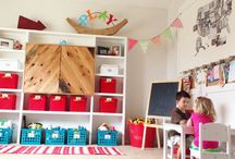 play room / by Stephanie Epp