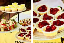 shots y mini desserts