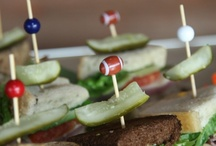 Sports Toothpicks and Skewers