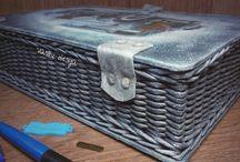 плетенки 4 (чемоданы, сумки)