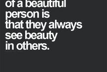 Sanoja kauneudesta